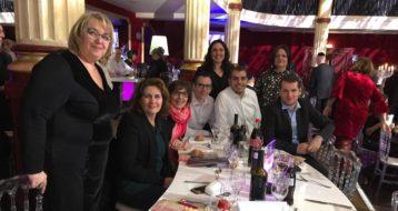 Le FSJU, l'ANPT et le Casip-Cojasor au Gala de Lev Tov