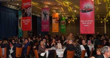 Dîner de Gala des 50 ans de l'AUJF – Toulouse
