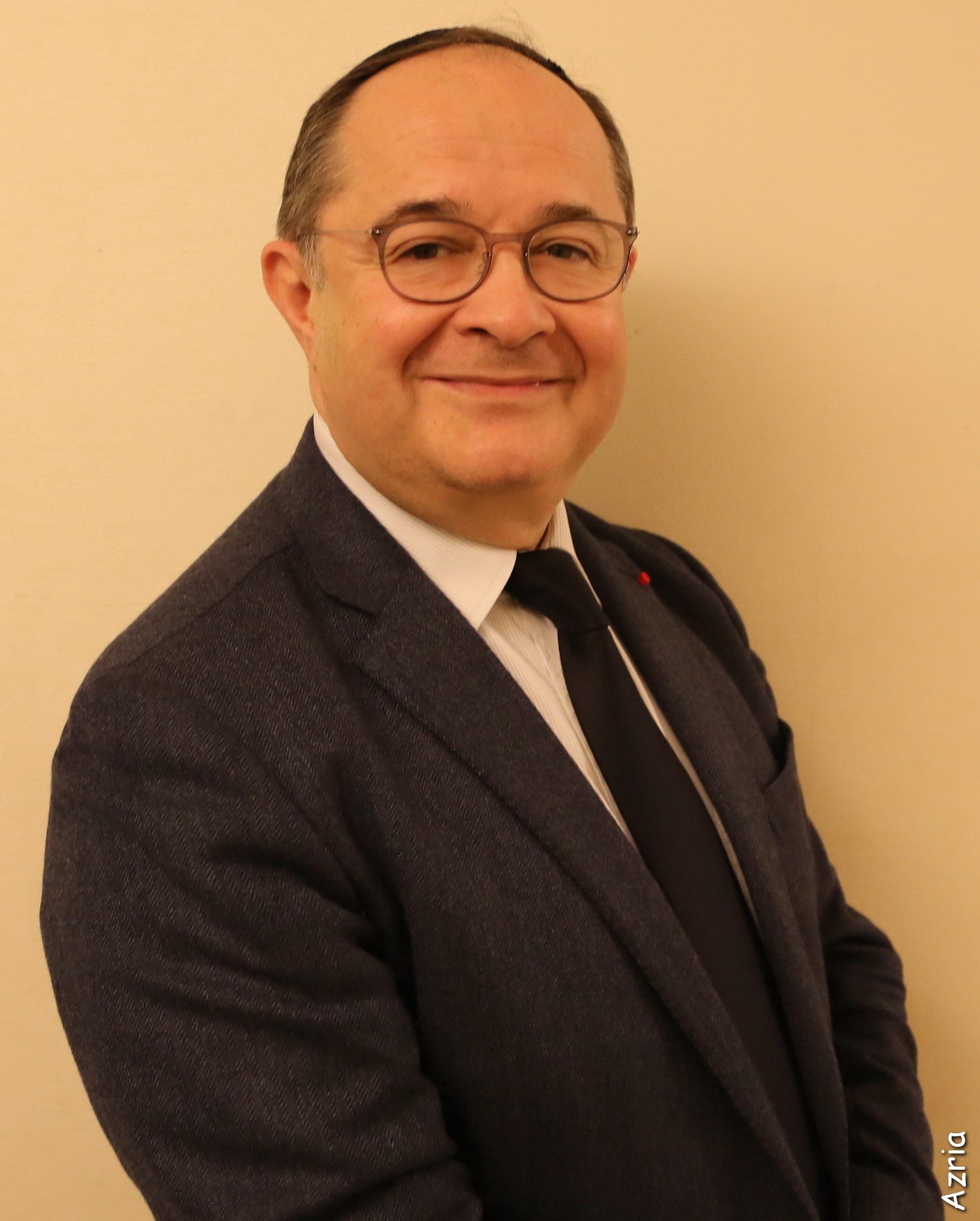 Ariel Goldmann, président du FSJU-AUJF
