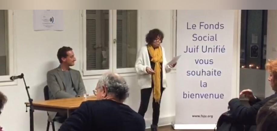 La délégation Nice organise une soirée politique