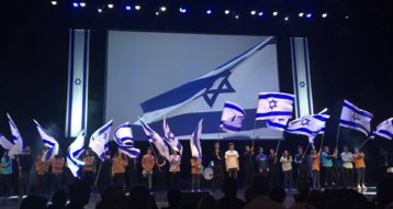 Les mouvements de jeunesse fêtent Yom Haatsmaout