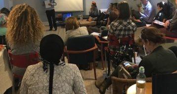 Séminaire sur les jeunes français à Natanya