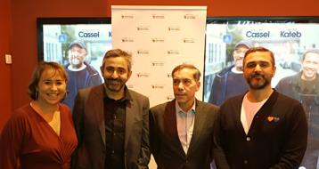 Eric Toledano, Olivier Nakache, Sandrine Sebbane, Gerard Garçon