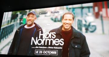 Avant première Hors Normes