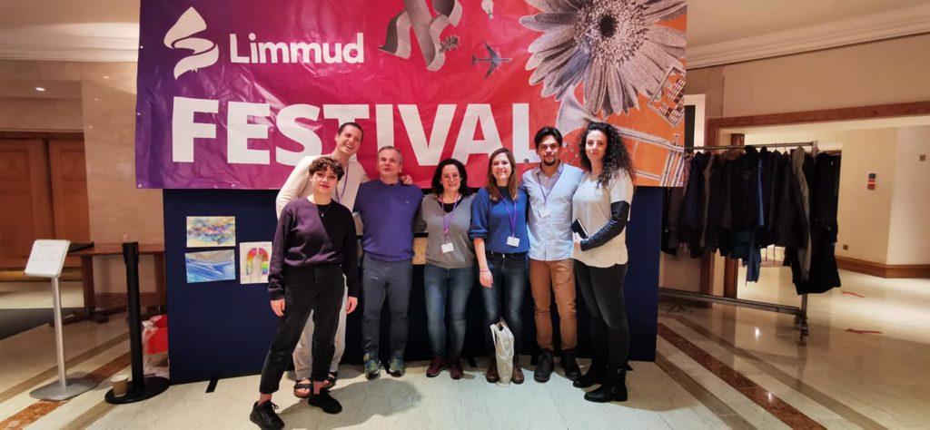 NOE au festival Limmud UK