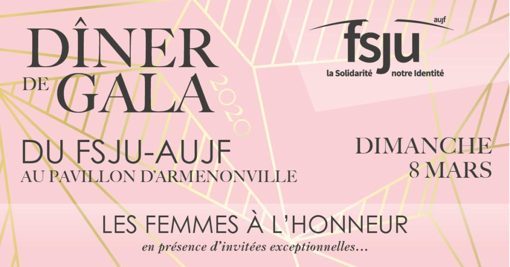 Diner de gala Paris