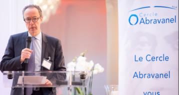 Speech introductif de Lionel Errara, président du Cercle abravanel