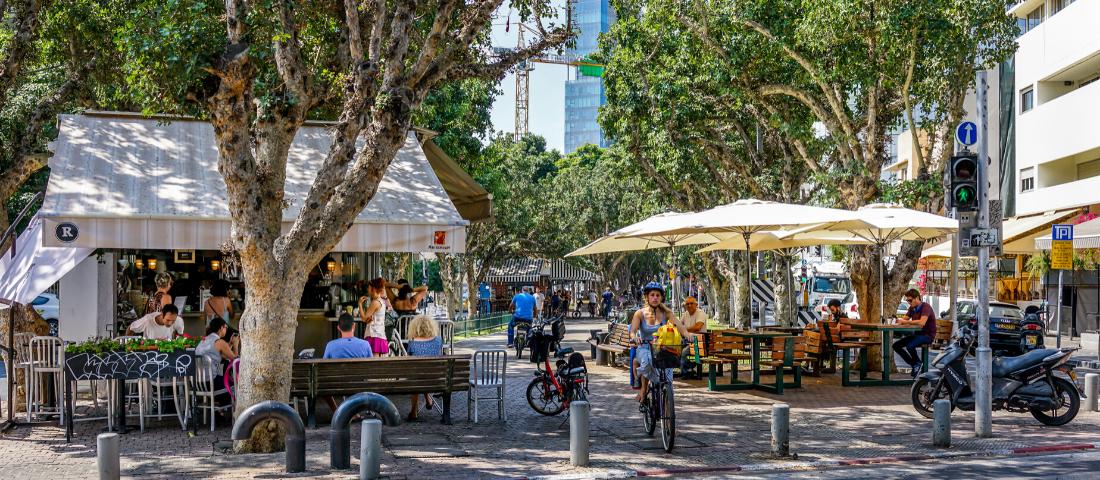 L'association FSJU Israël est présent à Tel Aviv et agit dans tout le pays