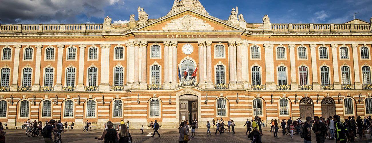 La délégation du FSJU à Toulouse